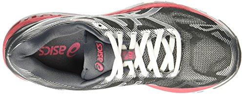 de Sintético Antracita de running Asics Zapatillas mujer para Material 7tqwnH8C