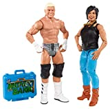 WWE Battle Pack Dolph Ziggler vs. Vickie Guerrero Action Figure, 2-Pack