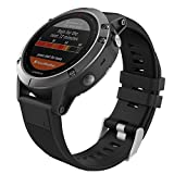 Cheap MoKo Garmin Fenix 5 Quick Fit 22mm Watch Band, Soft Silicone Replacement Strap for Garmin Fenix 5 / Forerunner 935 / Aproach S60 Smart Watch, (Not Fit Fenix 5X 5S), Black