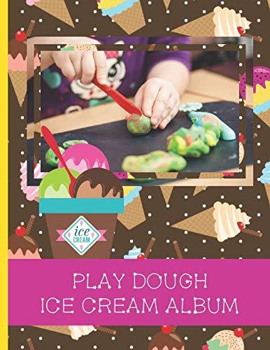 Play Dough Ice Cream Album: Stick Photos