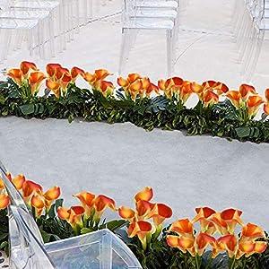 GTIDEA 20PCS Artificial Calla Lily Flowers 4