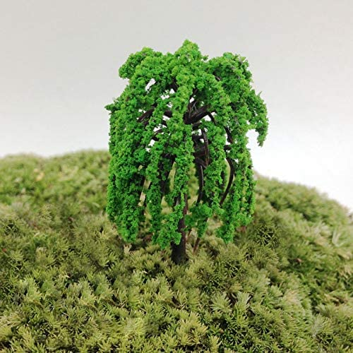 LAROSS para el hogar – Árbol Artificial Rosa jardín casa ...