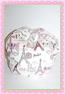 18 Inch Doll Bean Bag Chair For American Girl Pretty In Paris Made USA