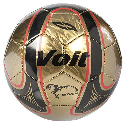 Voit Size 5 Fenix Deflated Soccer Ball - 1