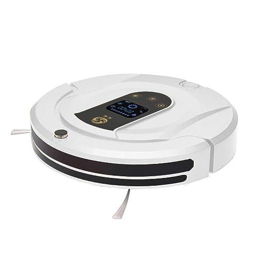 JAYLONG Robot Aspirador, 3-en-1 máquina de Limpieza eléctrica con ...