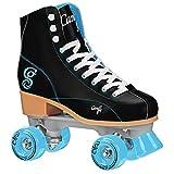 Roller Derby Rewind Unisex Roller Skates (Size 11) - Black