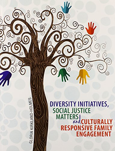 Books : Diversity Initiatives, Social Justice Matters and Culturally Responsive Family Engagement