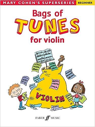 Bags of Tunes for Violin Violin Solo