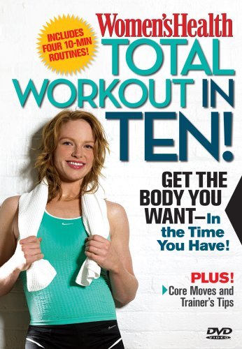 Womens Health Total Workout Ten