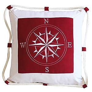 51EVlzX9wPL._SS300_ 100+ Nautical Pillows & Nautical Pillow Covers