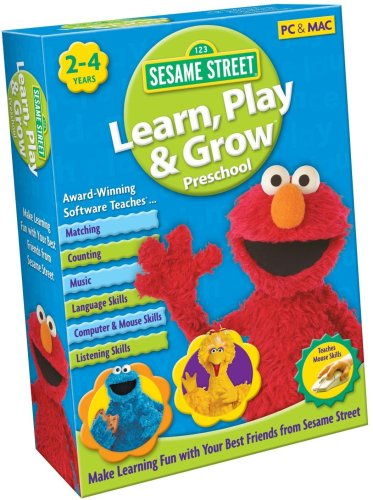 Sesame Street Learn, Play & Grow [Old Version]