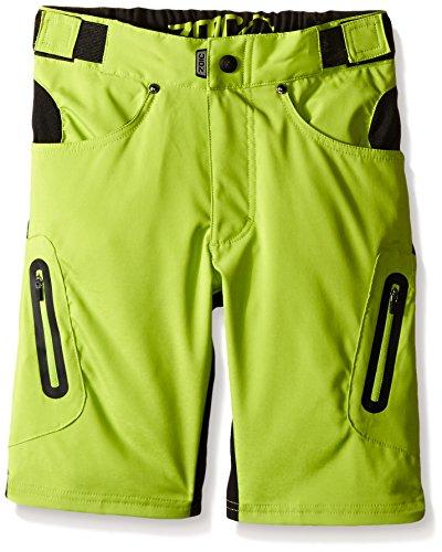 - ZOIC Boy's Ether Jr. Shorts, Atomic, Small
