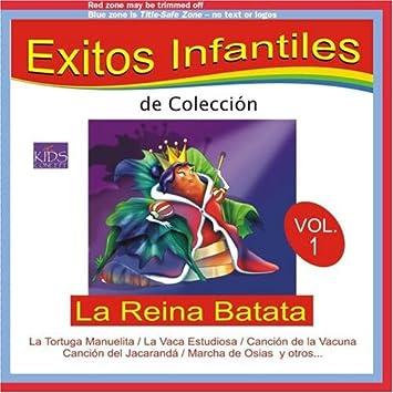 LA TORTUGA MANUELITA - LA REINA BATATA - Amazon.com Music