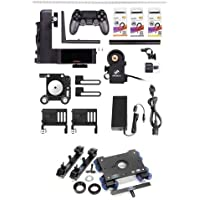 eMotimo spectrum ST4 Pro 4-Axis Motion Control Kit, Includes Fz (Focus) Motor, Dana Dolly Integration Kit and PS4 DUALSHOCK4 Wireless Controller - With DanaDolly Universal Kit