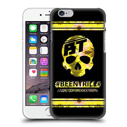 Official Been Trill Gold Colourful Prints Hard Back Case for Apple iPhone 6 / 6s