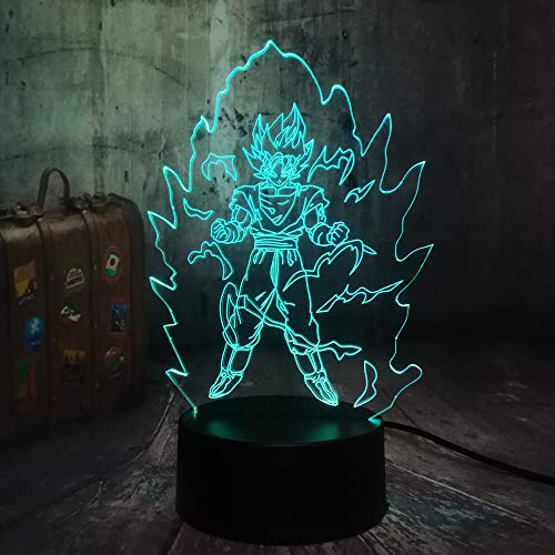 Led Night Lights Capable All Saints Tree 3d Remote Led Night Light Vision Stereo Lamp 7 Color Change Usb Led As Halloween Decorations Lights & Lighting