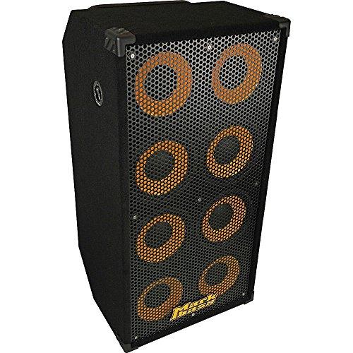 Markbass Standard 108HR 1200W 8x10 Bass Speaker Cabinet Black 4 Ohm