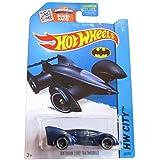 Hot Wheels, 2015 HW City, Batman Live! Batmobile [Blue] Die-Cast Vehicle #65/250