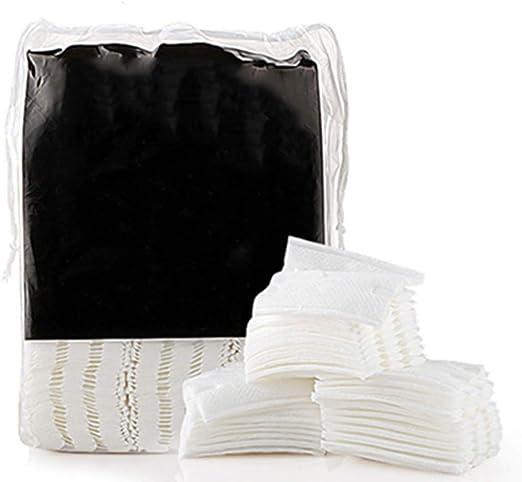 Zinnor Premium algodón Pad de limpieza facial algodón orgánico ...