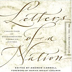 Letters of a Nation Audiobook