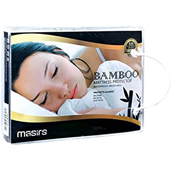 Amazon Com Utopia Bedding Waterproof Bamboo Mattress