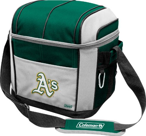 Oakland Athletics Garden (MLB Athletics 24 Can Soft Sided Cooler)