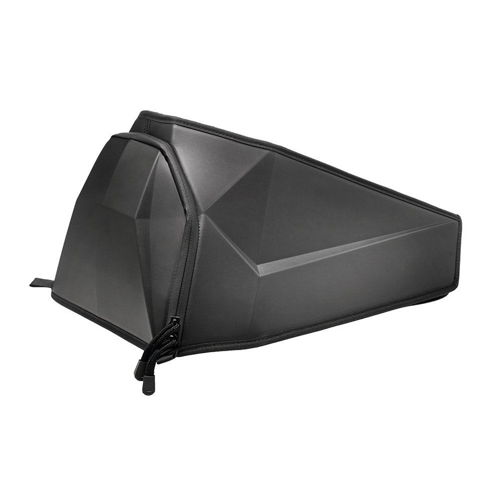 Polaris New OEM Lock & RideTunnel Bag Indy SP ES, Black, 2882788 by Polaris