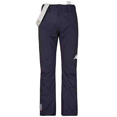 Kappa 6cento 622a Full Zip FISI - Pantalones para la Nieve ...