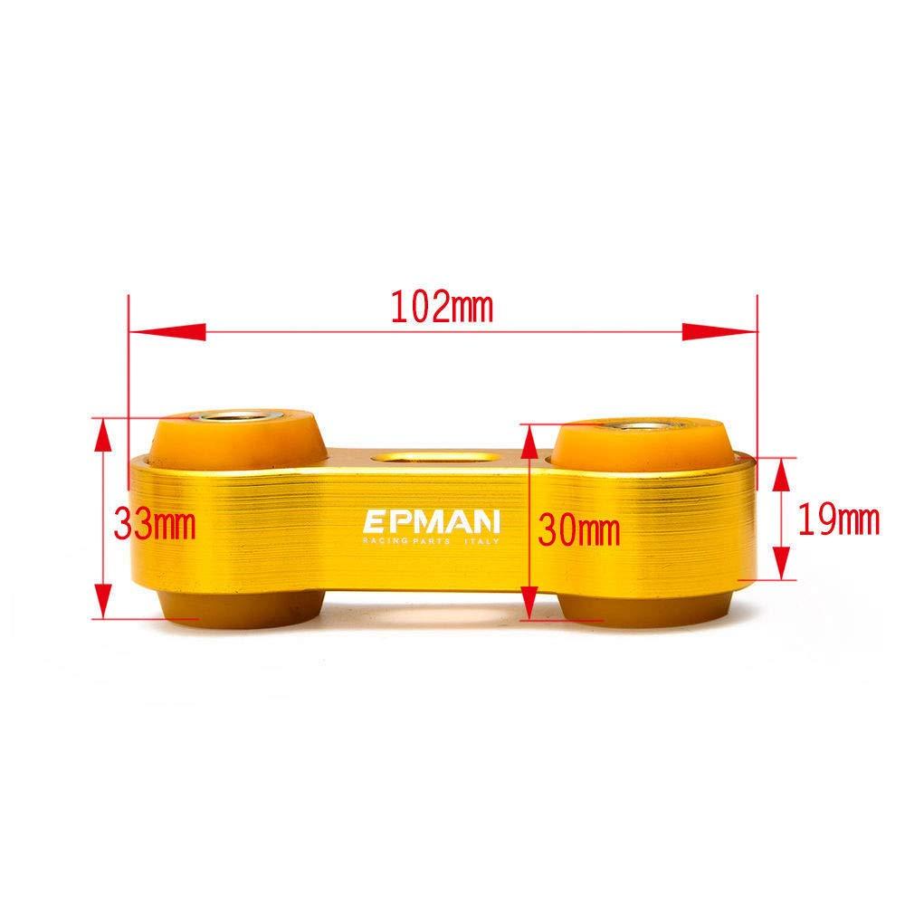 EPMAN EPCA0207 Barra stabilizzatrice per Barra Anteriore Anti-rollio