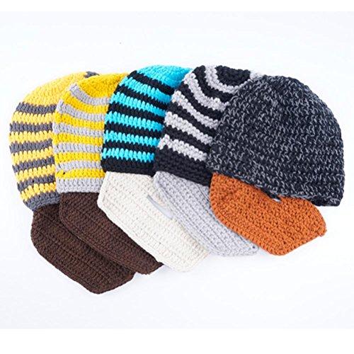 Sombreros Hombres De De Gorros Yellow Sombreros Otoño Barba Sombreros De Unisex Sombreros De De Invierno Punto Romanos rOpYqwr