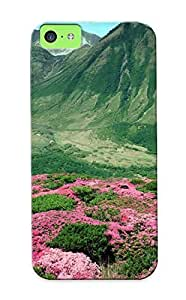 New Fashionable Standinmyside 077ef85937 Cover Case Specially Made For Iphone 5c(nice Nature )