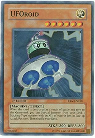 Steam Gyroid Near Mint Condition YUGIOH Card Mint
