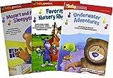 Ultimate Baby Genius 3-Movie Collection DVD - Mozart & Friends Sleepytime / Favorite Nursery Rhymes / Underwater Adventures Image