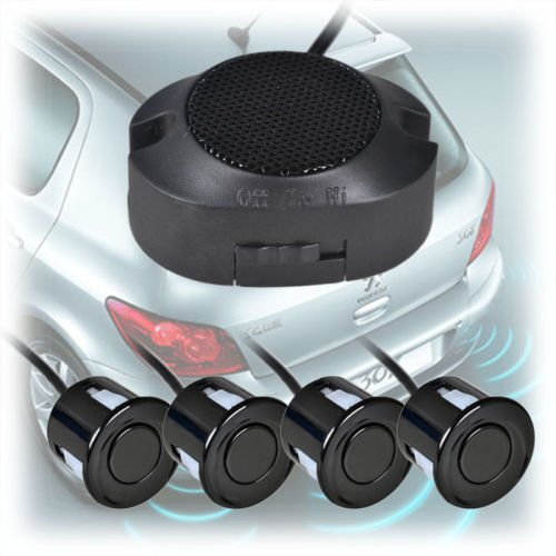 FidgetFidget Reversing Parking Pdc System Rear Warning Reverse Front With 4 Kit Sensors Aid