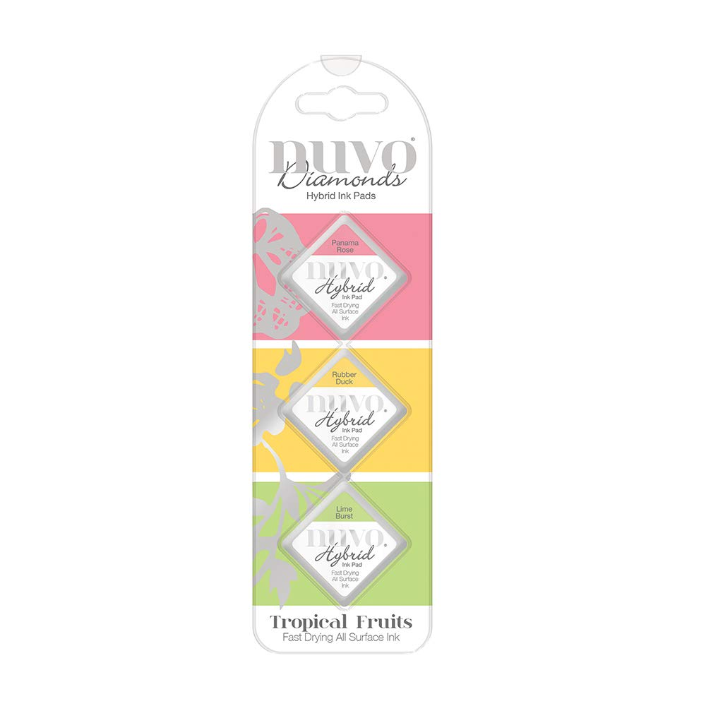 Tonic Studios Ink Pad, Multi-Colour, Small 80n