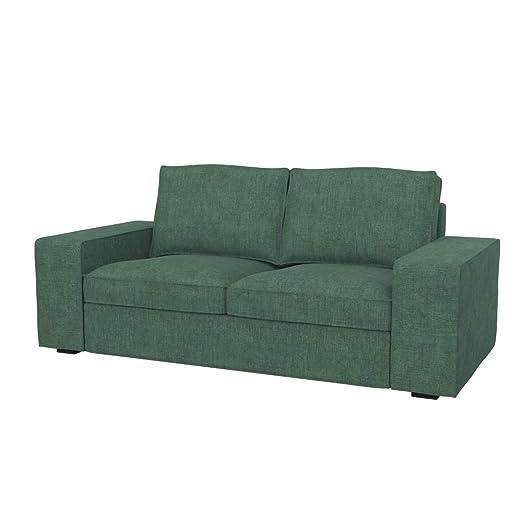 Soferia - Funda de Repuesto para sofá IKEA KIVIK de 2 plazas ...