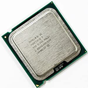 Intel Pentium D 920 2.8GHz 800MHz 2x2MB Socket 775 Dual-Core CPU