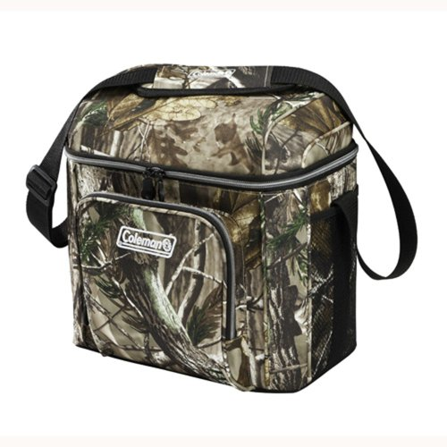 Coleman 16 Can Soft Cooler (Camo Soft Ice Chest compare prices)