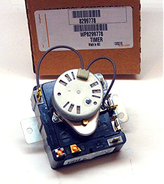 2-3 Days Delivery Kenmore Whirlpool Dryer Timer UNI90051 Fits AP6012586 KIT In