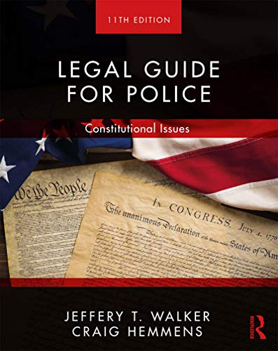 Legal Guide for Police: Constitutional ()