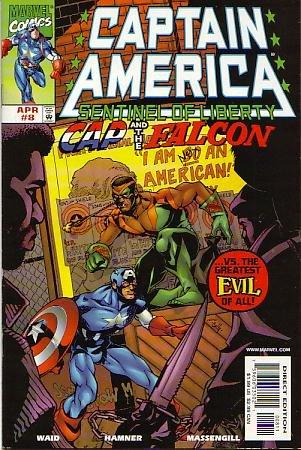 with Captain America Comic Books design