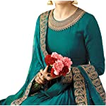Fashion Basket Women's Anarkali Salwar Suit