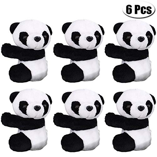 JETTINGBUY Finger Panda Relaxation Decoration