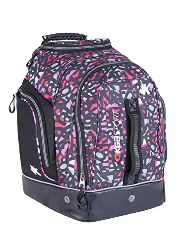 Boot Pack, Rose, One Size by KGB Sport