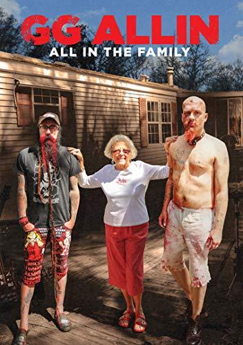 GG Allin - All in the Family (Allin Dvd Gg)