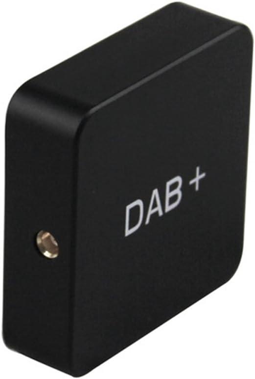 f/ür Android Byged Car Kit Digital Audio Broadcast DAB Box Radioempf/ängeradapter mit Antenne leistungsstarke Empfangskapazit/ät//Plug /& Play//Stabiler Empfang//hochwertige Stereoanlage