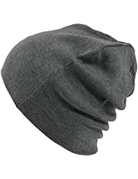 307a9fd6a35 Mens Organic Cotton Beanie - Womens Slouchy Knit Hat Made in Japan