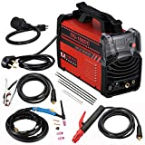 Amico TIG-160DC, 160 Amp TIG-Torch ARC Stick DC Welder 110/230V Dual Voltage Welding Machine New