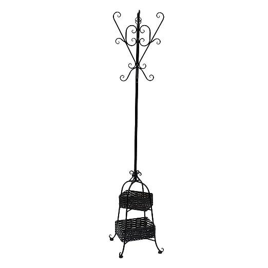 cozime organizador Home paraguas soporte gancho de metal ...