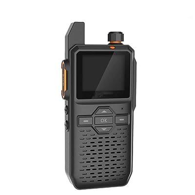 LIUGUANJIANG Walkie-Talkie Nationwide walkie-Talkie Red pública walkie-Talkie de Alta Potencia de Larga Distancia Sitio Profesional Plataforma de Mano al Aire Libre: Electrónica
